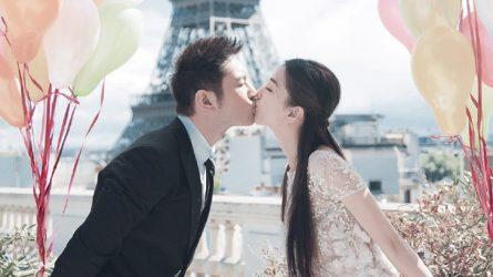 Những đám cưới lãng mạn nhất của sao Hoa ngữ
