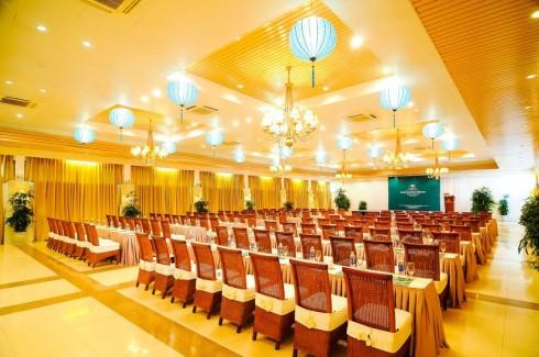 Phòng Hội nghị của khu nghỉ dưỡng