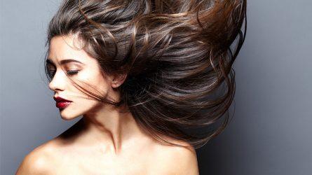3 phút diệu kỳ cho mái tóc đẹp