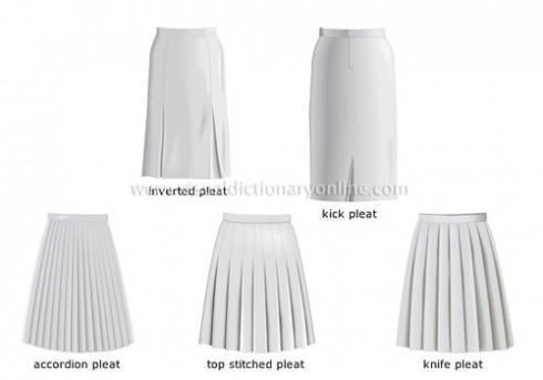 Các loại váy ngắn
