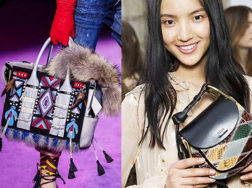 Xu hướng túi xách thời trang Thu-Đông 2015