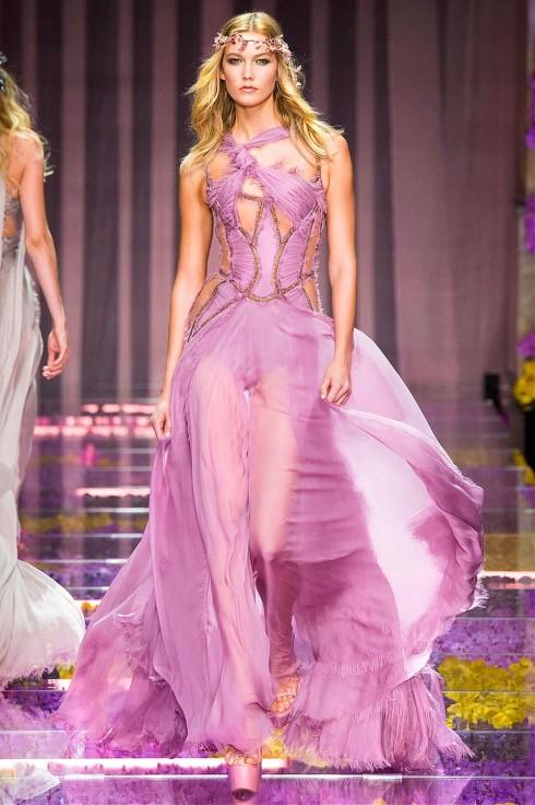 dam hang hieu cao cap Atelier Versace