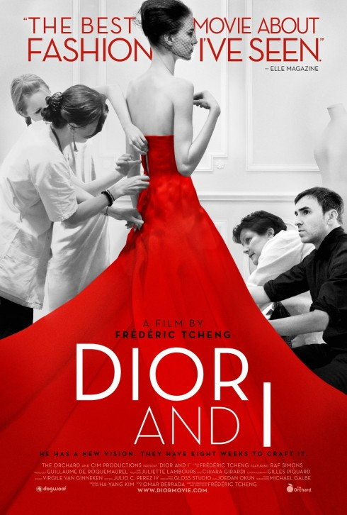 elle vn thoi trang trong phim Dior and I 1