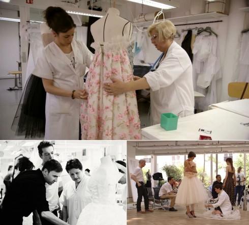 elle vn thoi trang trong phim Dior and I 3
