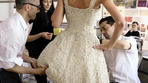elle vn thoi trang trong phim Dior and I 4