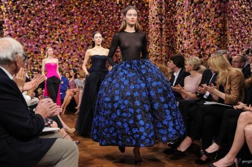 elle vn thoi trang trong phim Dior and I 8