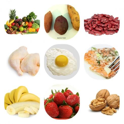 Chất dinh dưỡng có trong những thực phẩm trên sẽ giúp mái tóc bạn nhanh dài hơn
