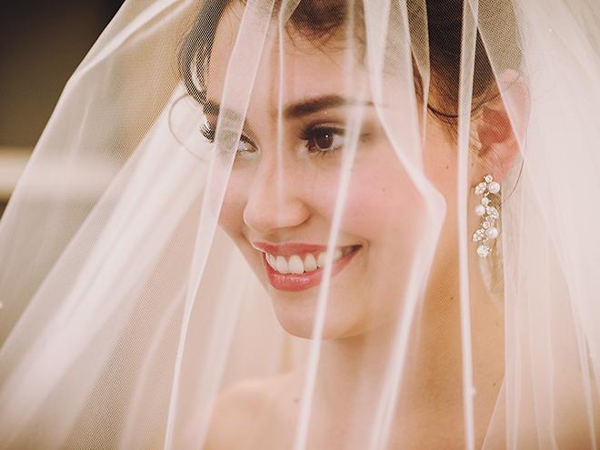 Gợi ý cách chọn khăn voan cô dâu đẹp ngất ngây