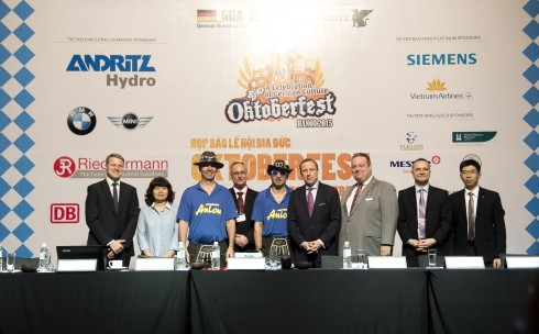 Lễ hội Oktoberfest lần thứ 6 sẽ diễn ra tại khách sạn JW Marriott Hà Nội.