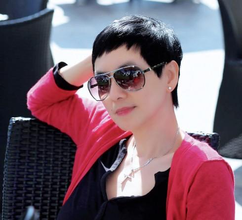 Nhà văn Lê Phương Thảo