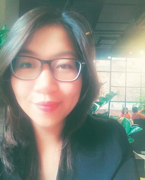 Nhà báo Thùy Trang