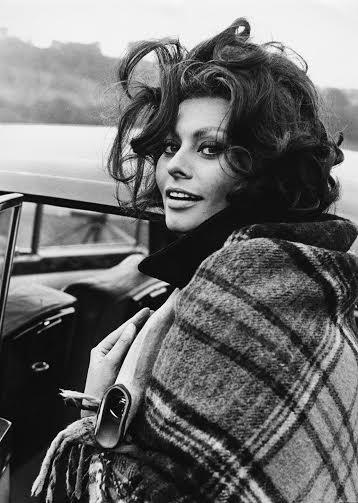 Sophia Loren - biểu tượng sắc đẹp nước Ý