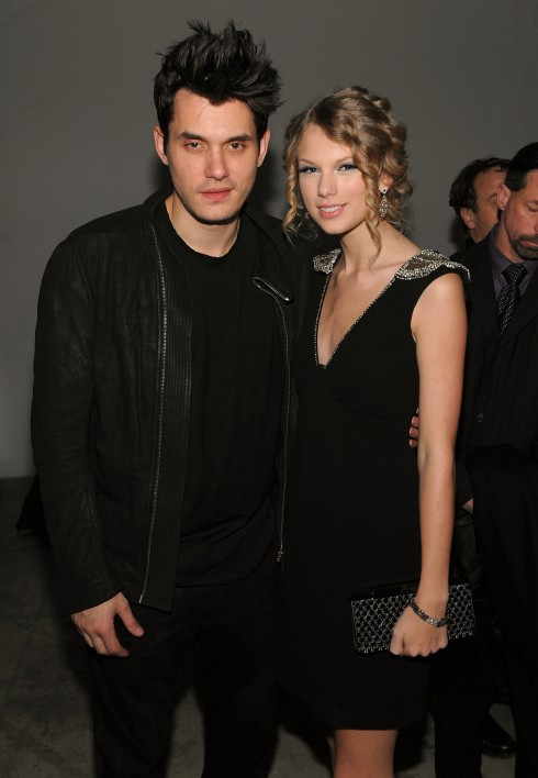 John Mayer nhân vật chính trong bài hát Dear John của Taylor
