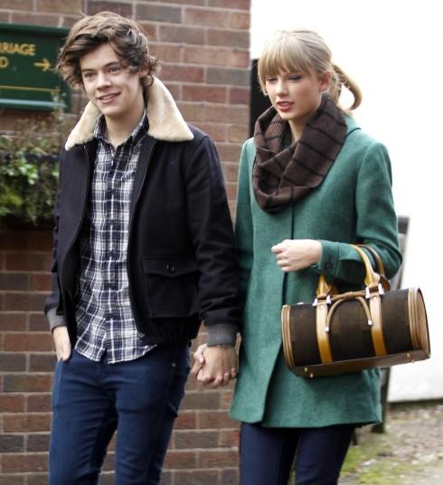 Harry Styles kém Taylor Swift đến 5 tuổi