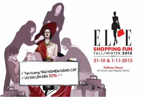 ELLE Shopping Fun 2015