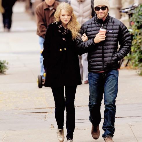 Diễn viên gạo cội Jake Gyllenhaal từng thừa nhận mình là bạn trai Taylor Swift