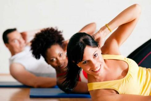 Tập thể dục thường xuyên cũng là cách giúp bạn cải thiện sức khỏe, tránh khả năng mắc bệnh ung thư vú