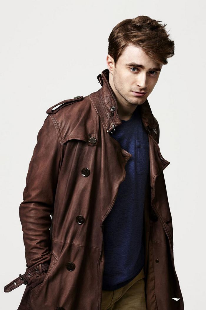Daniel Radcliffe nói về sự nghiệp diễn xuất của mình