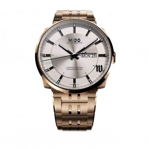 Chiếc đồng hồ MIDO lấy cảm hứng từ Big Ben sẽ được ra mắt vào quý 2 năm 2016 với số lượng sản xuất giới hạn gồm 500 chiếc.