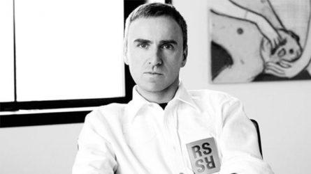 Nhà thiết kế thời trang Raf Simons chia tay Dior