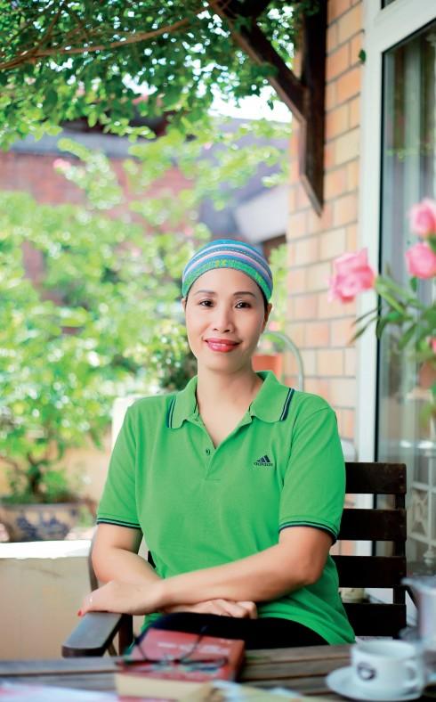 Nhà báo Nguyễn Thị Hồng Nga