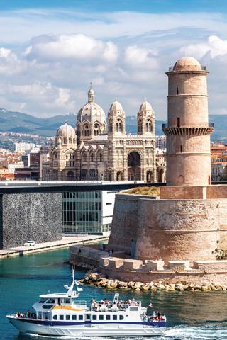 Du lịch Pháp: Giấc mơ biển xanh Marseille