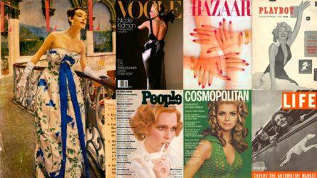 Lịch sử phát triển tạp chí thời trang