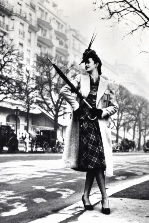 Vintage Paris Street Style