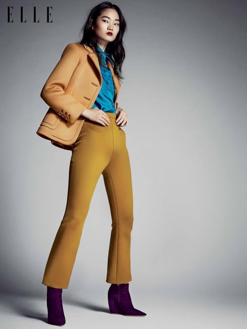 Trang phục Prada, Giày Nicholas Kirkwood