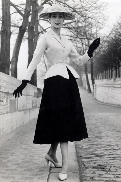New Look của Christian Dior, 1947
