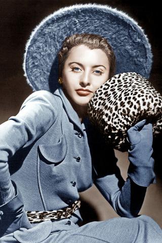 Vẻ đẹp thực tế của thời trang thập niên 40
