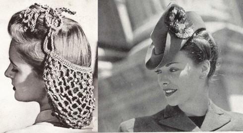 Phụ trang tóc như khăn turban, khăn trùm đầu, mũ lưới trùm tóc là những thứ cần thiết.