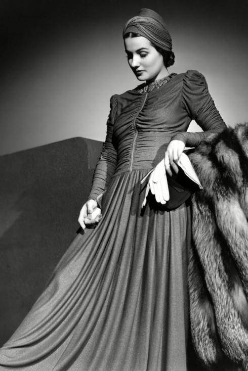 Brenda Marshall, 1940s