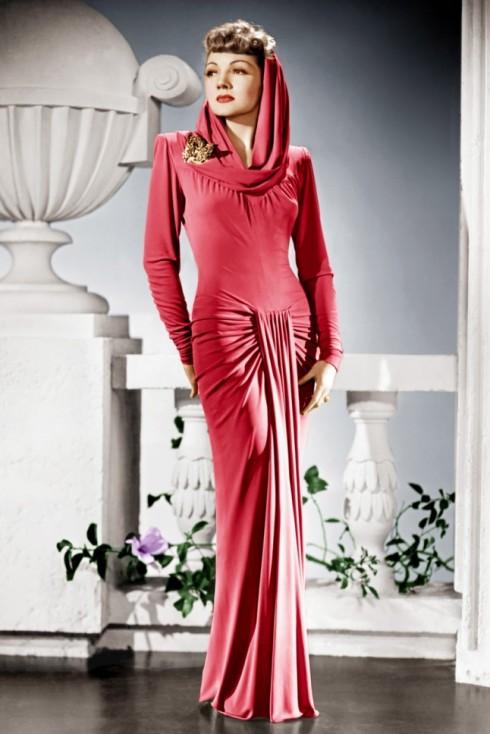 Claudette Colbert trong bộ phim