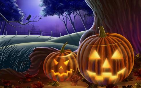 Một biểu tượng đặc trưng của mùa lễ hội Halloween