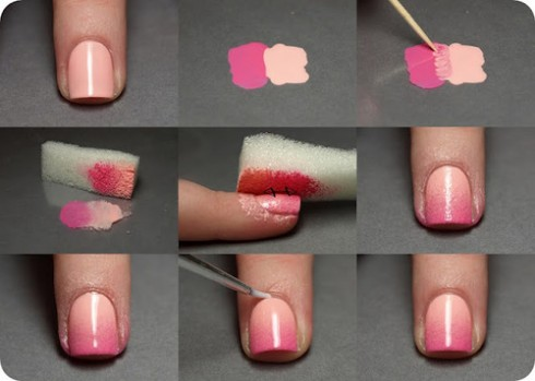 sơn móng tay đẹp