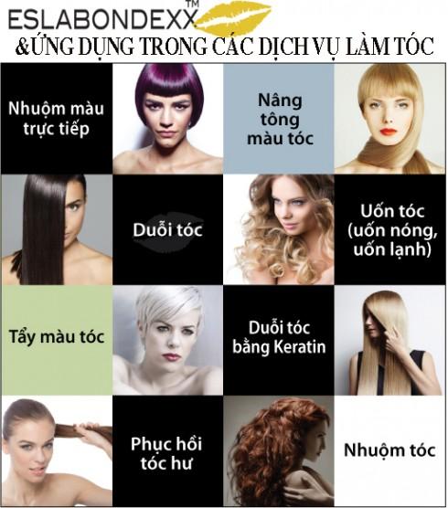 ESLABONDEXX thật sự đưa việc bảo quản tóc lên một tầm cao mới, là cuộc cách mạng của công nghệ làm đẹp tóc.