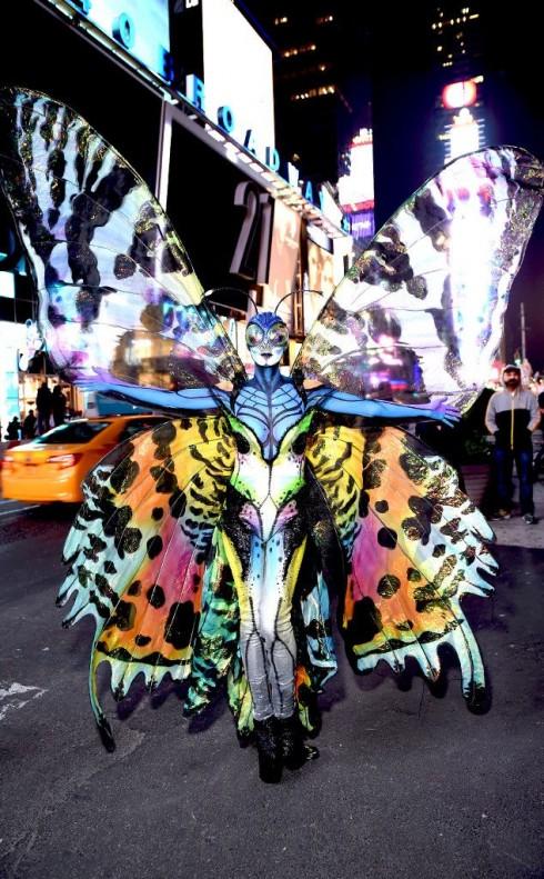Siêu mẫu Heidi Klum luôn là nữ hoàng hóa trang của mùa Halloween.