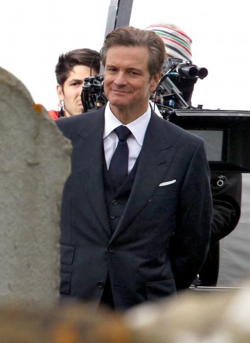 nam diễn viên Colin Firth, người đóng vai Mark Darcy - chồng của Bridget