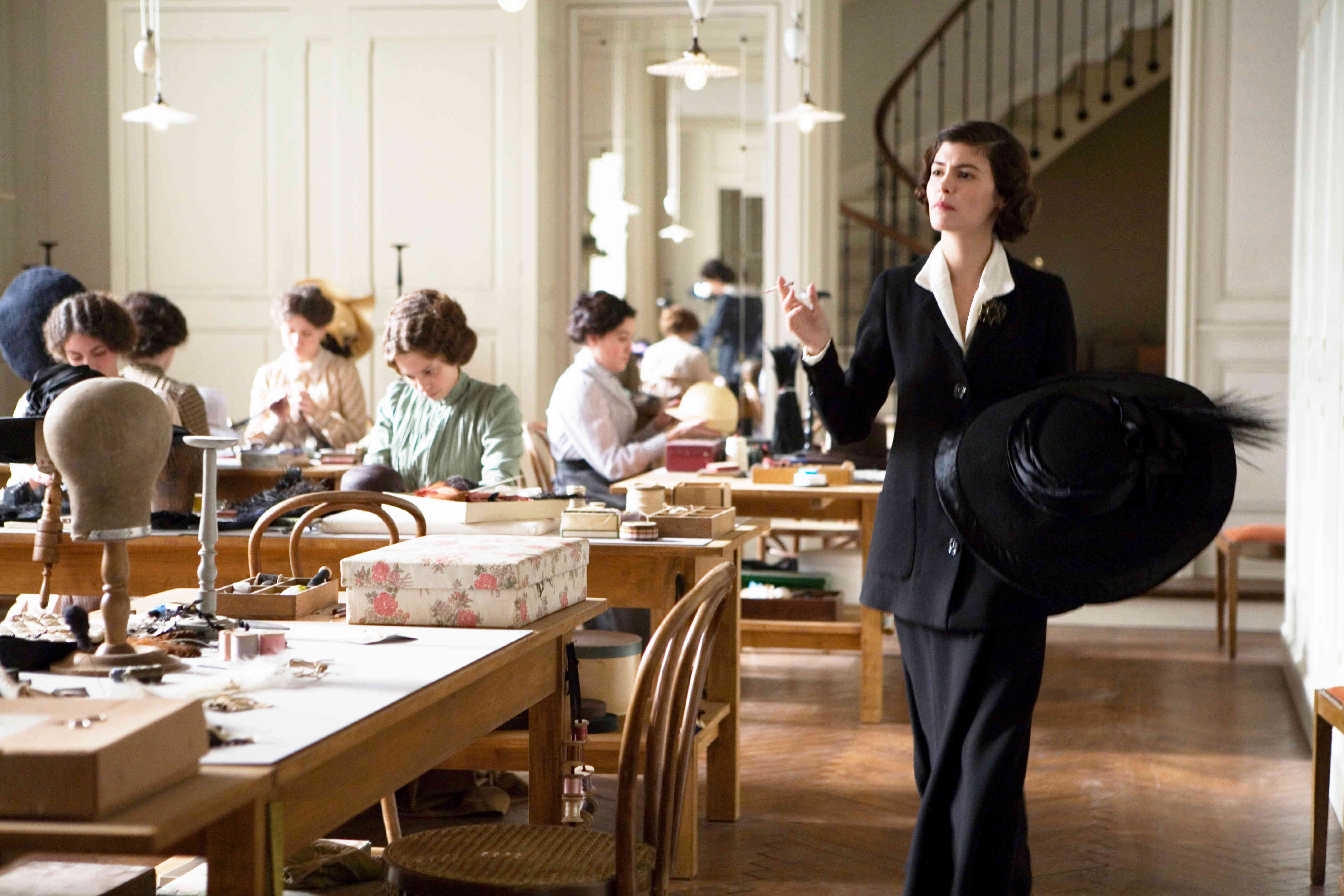 Coco before Chanel (2009)1