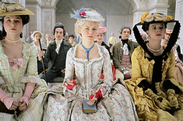 Marie Antoinette (2006)2