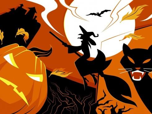 Phù Thủy Halloween