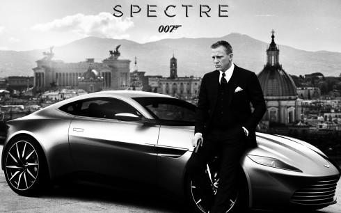 Siêu xe của điệp viên 007 - featured image 1 - elle network