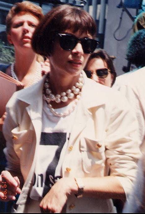 Anna Wintour của thập niên 90.