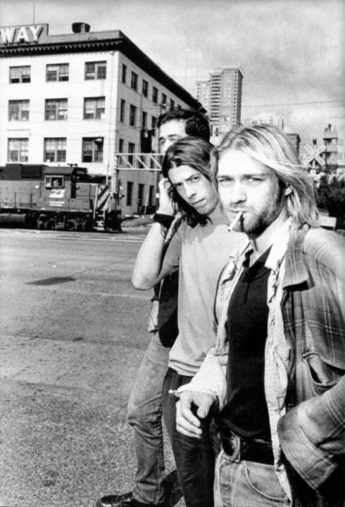 Nirvana, Guns N' Roses, Oasis, Green Day là một trong những nhóm rock được hâm mộ nhất.