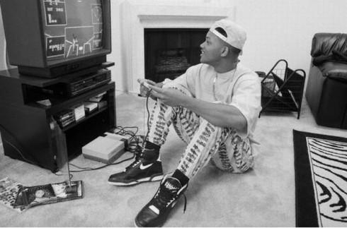 Will Smith và gu thời trang khỏe khoắn trong thập niên 1990.