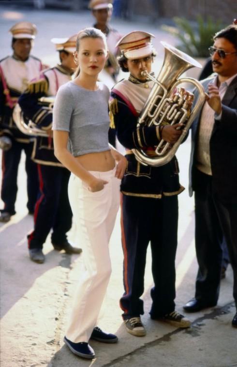 Nàng Kate là một trong những fashion icon sáng nhất từ thập niên 1990.
