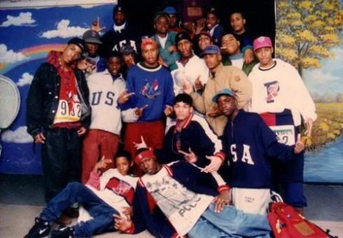 Hip Hop và phong cách thể thao có quan hệ mật thiết với nhau.