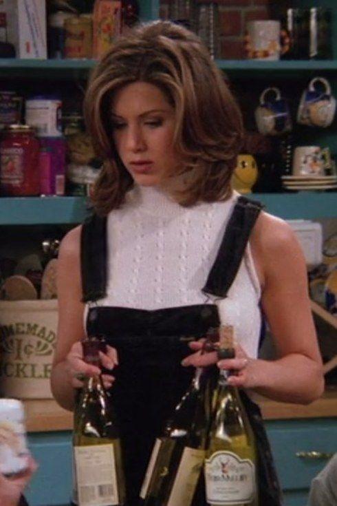 Phong cách thời trang và kiểu tóc của nhân vật Rachel do Jennifer Aniston thủ vai là một trong những nhân vật phim truyền hình được yêu thích nhất.