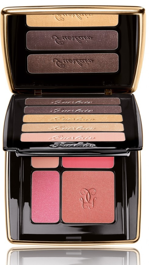 Guerlain Ors et Merveilles Palette Christmas Collection 2015